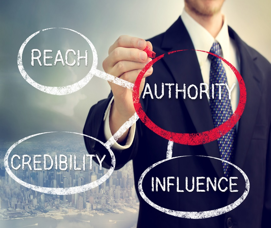 vCandidates.com - Content development on your website and social media creates trust, credibility and authority.