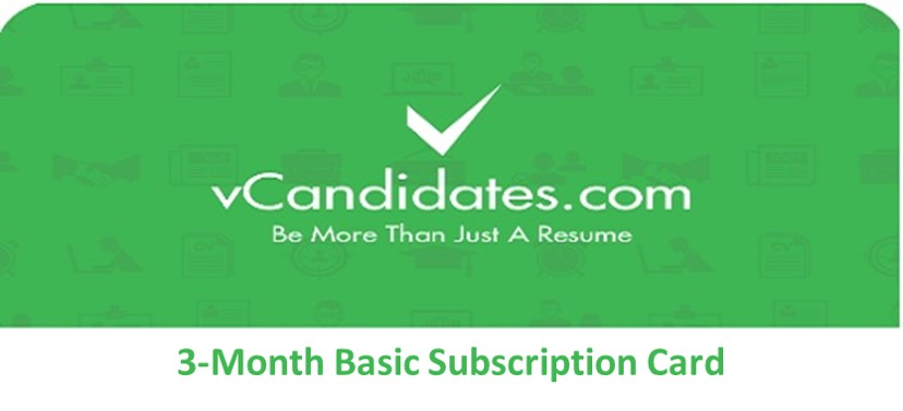 vCandidates.com - A low-cost goodwill gesture for employees as they work to search for a new job